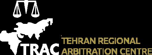 Tehran Regional Arbitration Centre Retina Logo