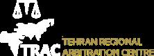 Tehran Regional Arbitration Centre لوگو