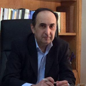 Dr Oveis Rezvanian